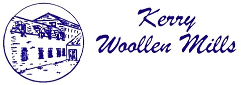 Kerry Woollen Mills (ケリーウーレンミルズ)-Logo
