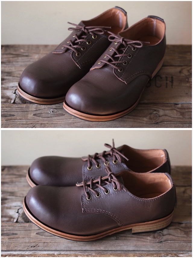 William Lennon Hill Shoes Brown-5