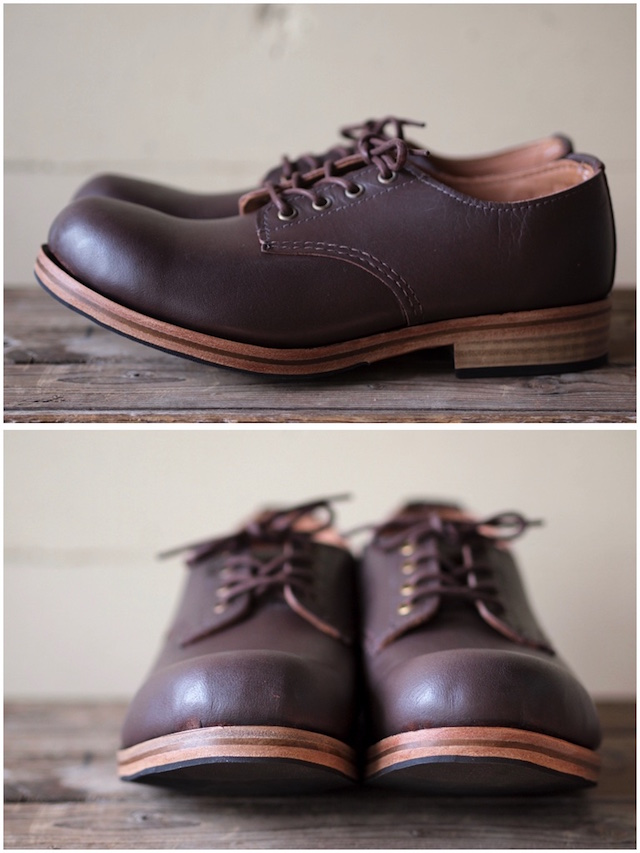 William Lennon Hill Shoes Brown-6