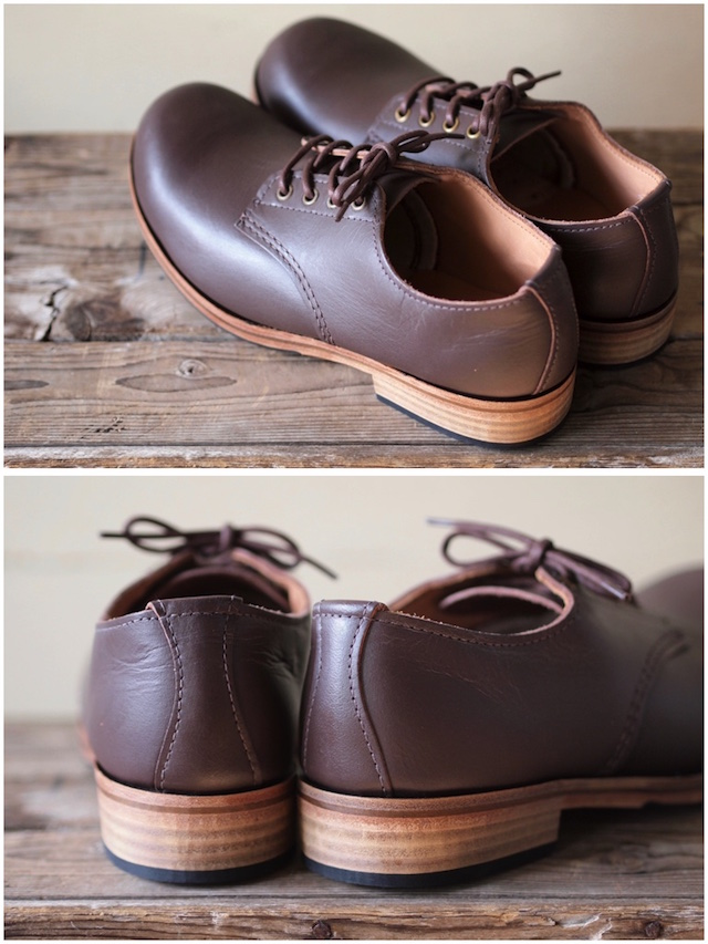 William Lennon Hill Shoes Brown-8