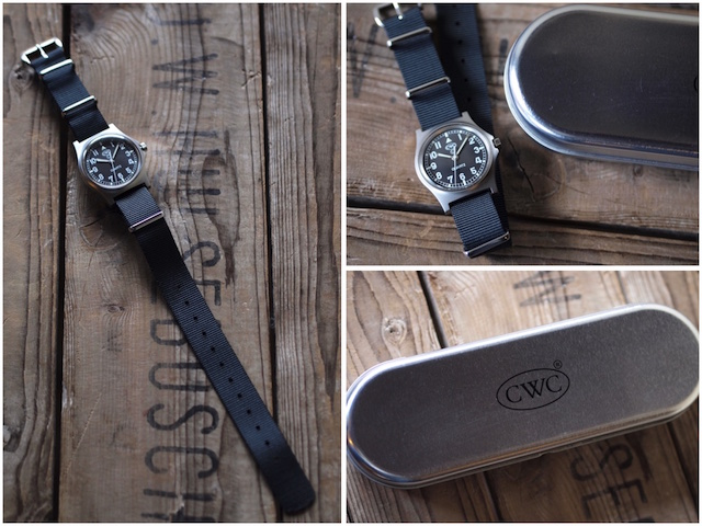 CWC (Cabot Watch Company) G10 Military Watch-2