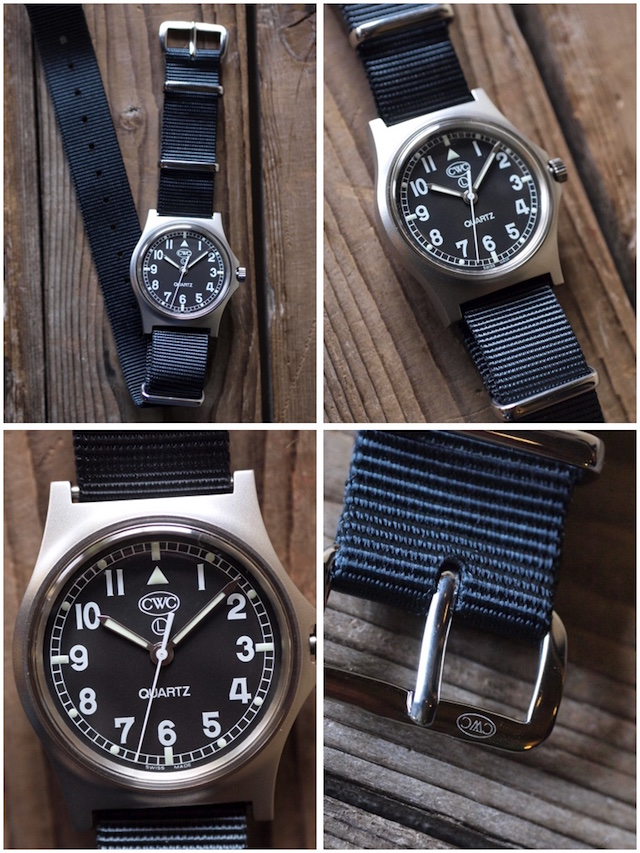 CWC (Cabot Watch Company) G10 Military Watch-3