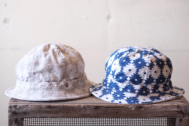 Decho Kome Hat Native Pattern-2