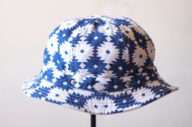 Decho Kome Hat Native Pattern-3