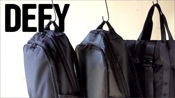 DEFY BAGS (デフィーバッグス) 2017/1-Top