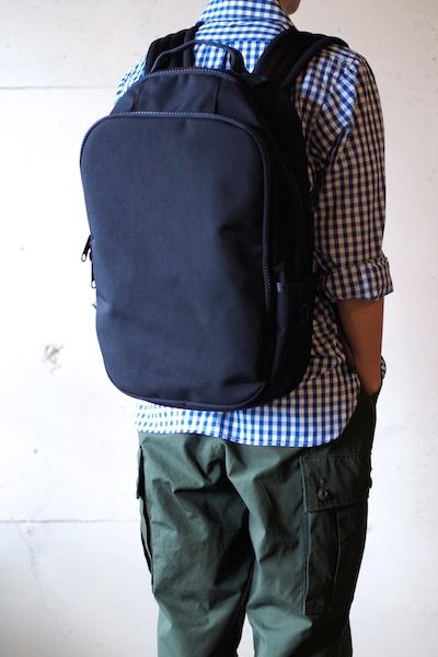 DEFY BAGS Bucktown Pack, Black Cordura-3