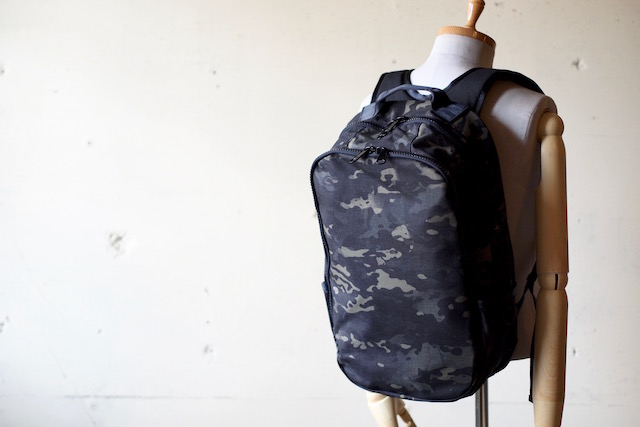 DFY BAGS Bucktown Pack Black Camo Corudra-2