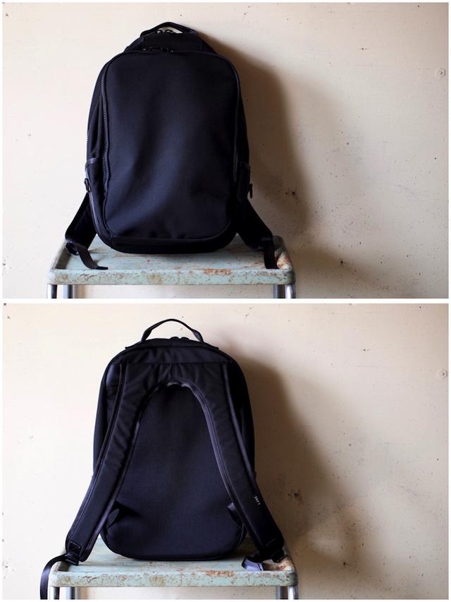 DEFY BAGS Bucktown Pack Cordura Black-4