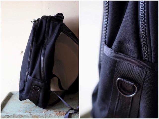 DEFY BAGS Bucktown Pack Cordura Black-5