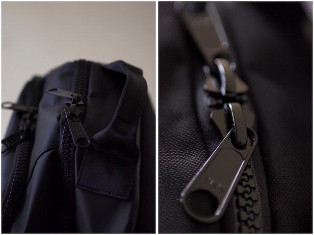 DEFY BAGS Bucktown Pack Cordura Black-6