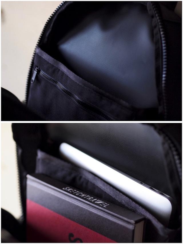 DEFY BAGS Bucktown Pack Cordura Black-9