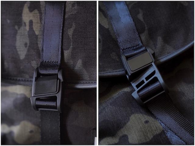 DEFY BAGS Venue Black CAMO Corudra-4