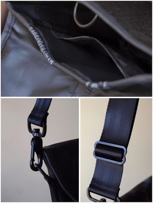 DEFY BAGS Venue Black CAMO Corudra-5