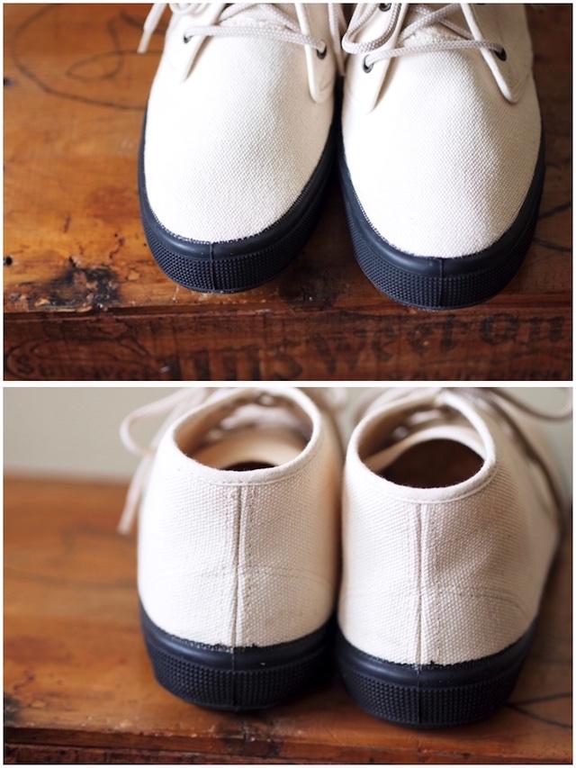 FERN Sneaker Chukka Model HC, Off White-3