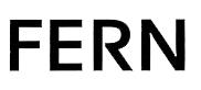 FERN Sneaker Made in Czech Republic-Logo
