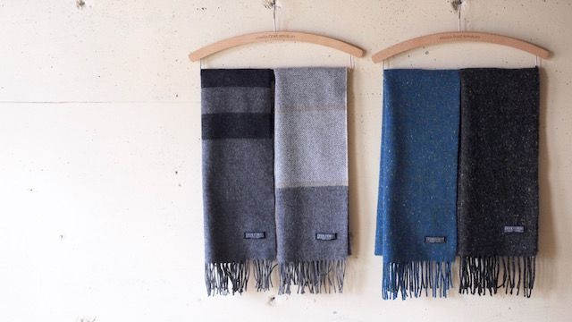 FOXFORD Wool Cashmere Scarf 2017/11-Top