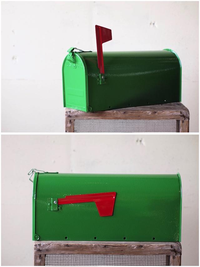 [Fulton] US Mailbox, Green-2