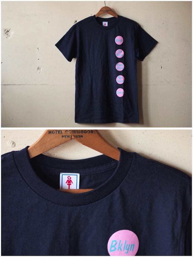 GMT (General Mean T-Shirts) Five Borough Navy-2