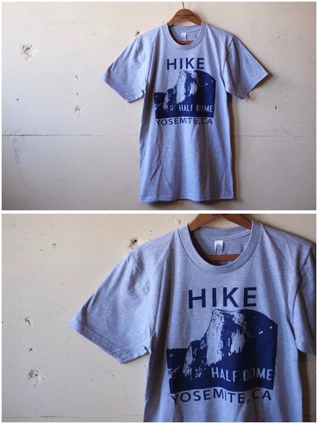 I HIKE USA Hike Harf Dome Grey-2