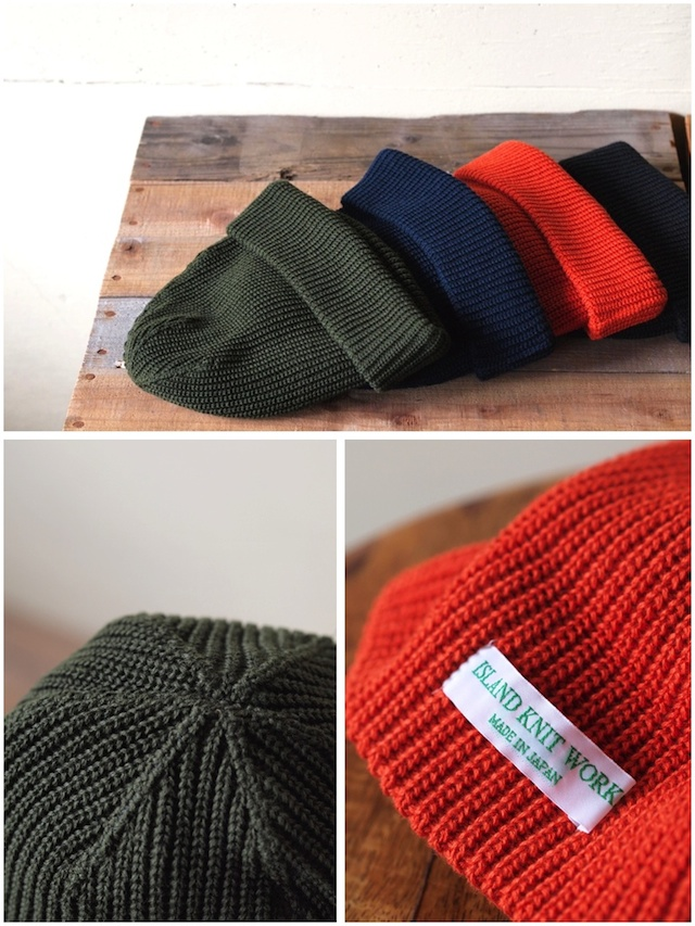 Island Knit Works-Cotton Knit Cap-2