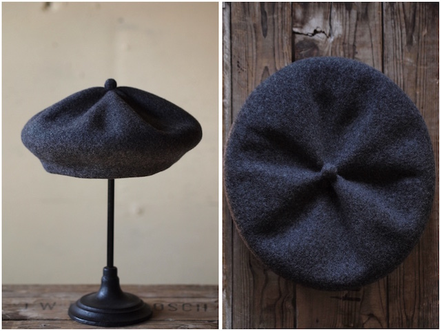 Island Knit Works De La Wool Beret 2017-4