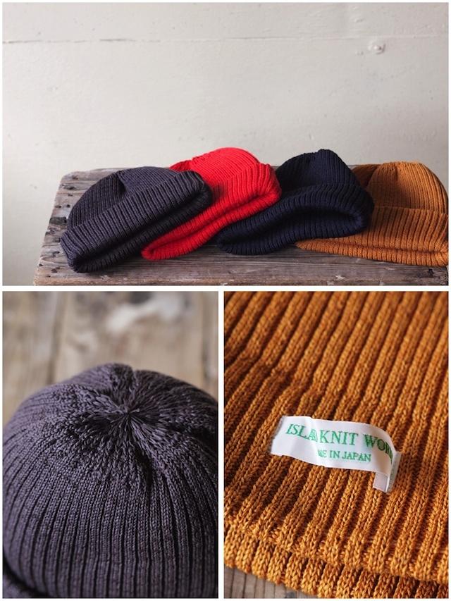 Island Knit Works-Gima Cotton Knit Cap-2