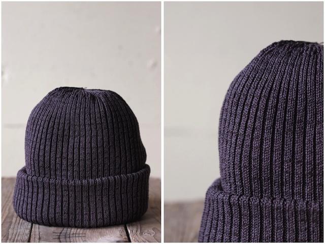 Island Knit Works-Gima Cotton Knit Cap-4