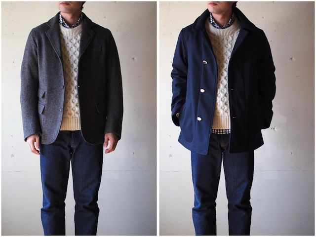 John Cooper Knitwear, Donnelly Aran Cable, Crew Neck, Pure Aran-3