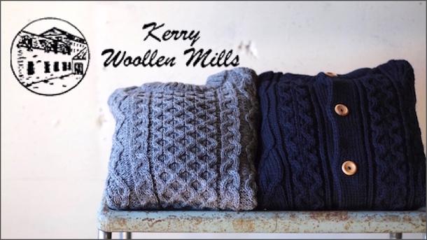 Kerry Woollen Mills (ケリーウーレンミルズ)-Top2