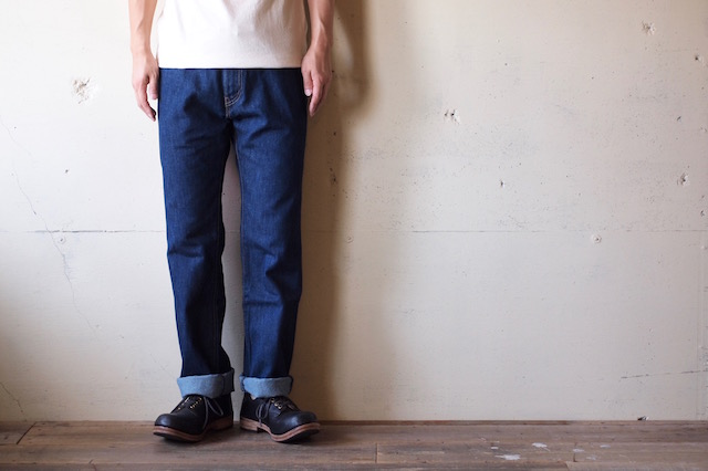 Levi's (リーバイス) 505 Rinse White Oak Denim Made in USA-2