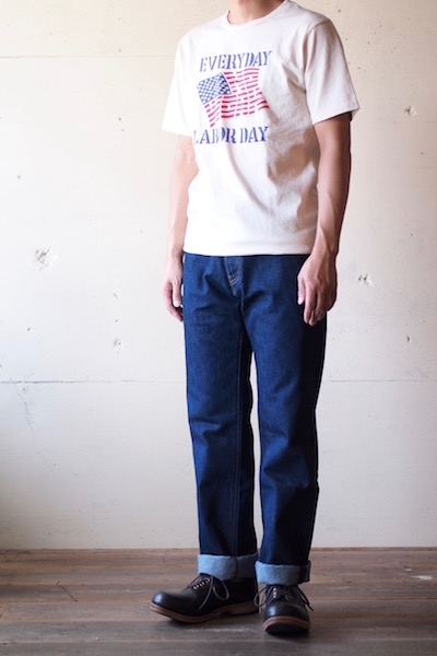 Levi's (リーバイス) 505 Rinse White Oak Denim Made in USA-3