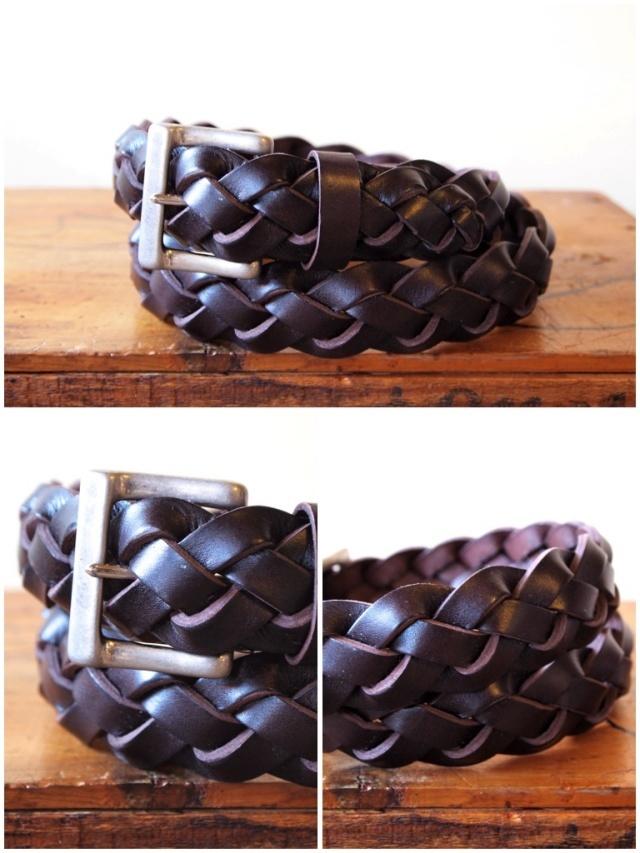 ANGLO Braided Belt, Testomorro-2