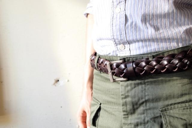 ANGLO Braided Belt, Testomorro-4