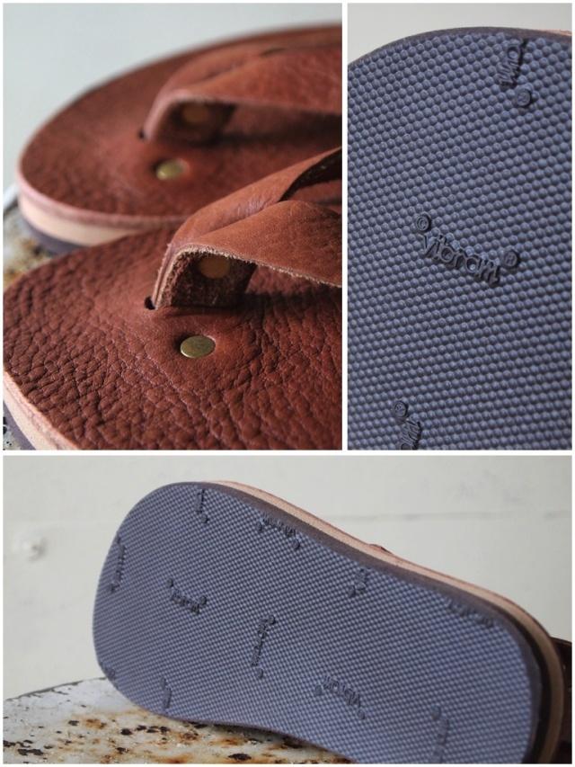 Esplanade Sandals Chestnut Bullhide-4