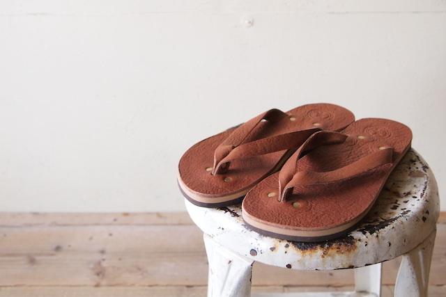 Esplanade Sandals Chestnut Bullhide-5