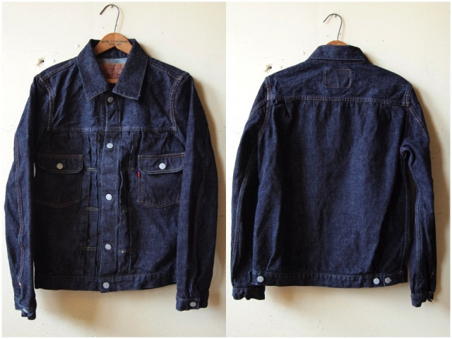 TCBjeans Denim JKT-2