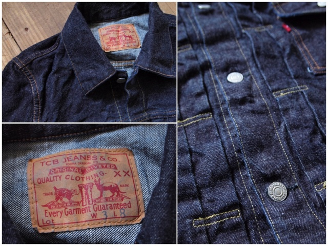 TCBjeans Denim JKT-3