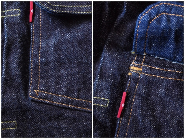 TCBjeans Denim JKT-4