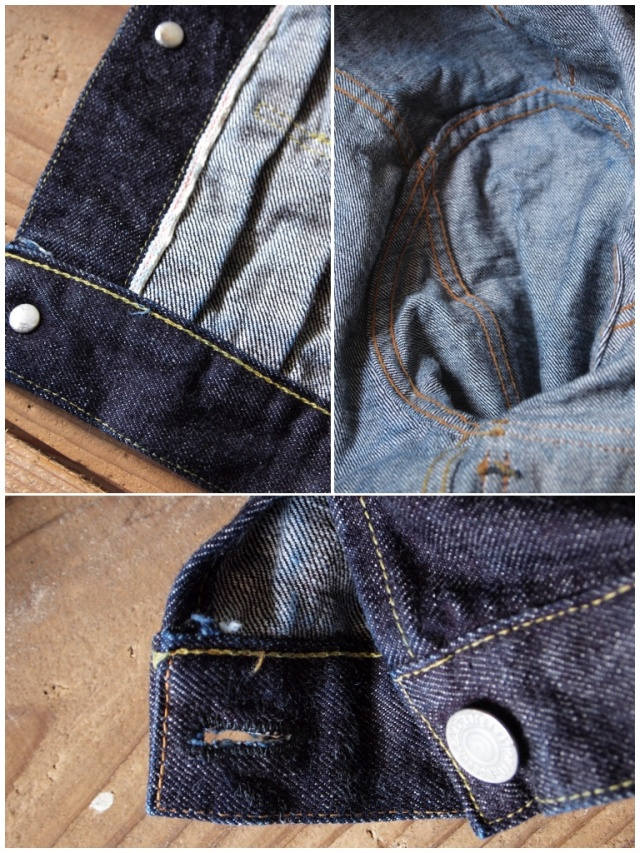 TCBjeans Denim JKT-5