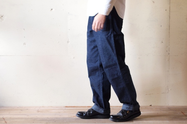 TCBjeans SEAMENS, USN Deck Pants-2