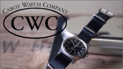CWC (Cabot Watch Company) G10 Military Watch-Top1
