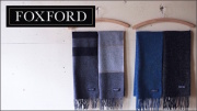 FOXFORD Wool Scarf 2017/11-Top2