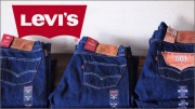 Levi's (リーバイス) Cone Mills White Oak Denim Made in USA Top-1