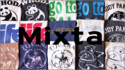 MIXTA T-Shirts 2020 S/S-Top