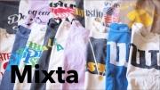 Mixta (ミクスタ) Printed Tee 2017/4-Top