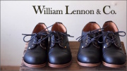 William Lennon Hill Shoes Cap Toe Black 2018/10-Top
