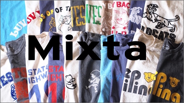 MIXTA Printed T-Shirt 2019-Top