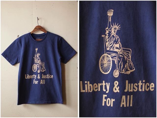 Mixta Printed Tee Liberty & Justice Night Ocean-2