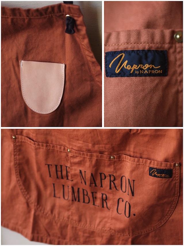 Napron Lamber Bib Apron (NP-AP01)-8