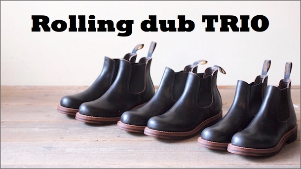 Rolling dub TRIO STAN Oil Black Top-6